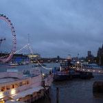 London Eye, House of Parliament