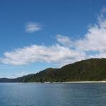 Tasman Bay - Abel Tasman Nationalpark