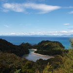 North Head - Abel Tasman Nationalpark