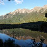 Te Anau - Mirror Lakes