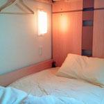 個室ベッド1