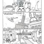 'Een beeldreis door de Domstad', gepubliceerd in de Inktpot
