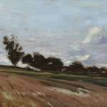 Antoine Vollon Landschaftsgemälde