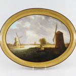 Stobwasser Lacktablett, Auktionseinlieferung aus Münster