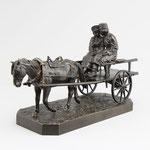 Albert Moritz Wolff, Bronzefigur, Auktionslimit 800 €