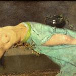 'Odaliske' Gemäldeankauf & Gemäldeverkauf Orientmaler
