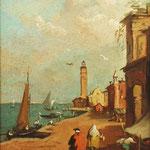 Ölgemälde 'Venedig' Gemäldeankauf & Gemäldeverkauf