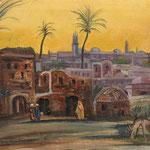 Landschaft im Orient. Gemäldeankauf & Gemäldeverkauf