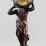 Atlas-Uhr, Erlös 4.100 €