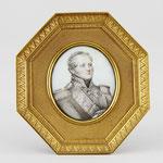 Russische Miniatur Alexander I. Erlös 2.800 €