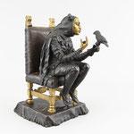 Franz Rosse, Bronzefigur, Auktionslimit 400 €