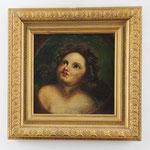 Ölgemälde des 18. Jahrhunderts, 'Geflügelter Putto'
