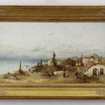 Robert Alott, Ölgemälde 'Italienische Landschaft' der Kunstauktion OWL