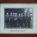 Unser Vorstand 1920