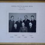 Unser Vorstand 1945