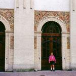 Kirche mit Jugendstilfassade in Tuttlingen