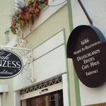 In Regensburg soll es 1658 auch das erste Caféhaus in Deutschland gegeben haben.