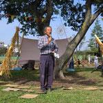 東久留米柳久保小麦の会 会長の高橋 重雄さんのお話