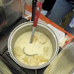 [時匙] ブータンのからーいスープ