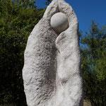 Goltzschaer Perle, Strandmuschel 2016 Cottaer Sandstein