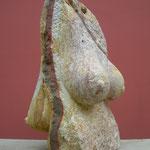 Zeit 2015 Polnischer Sandstein ca. 40 cm