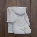 Akt Relief 2015 Cottaer Sandstein ca. 18 cm