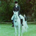 Mutabor und ich, 1996, E-Dressur, Wilde-Weiber-Ranch, Hemdingen