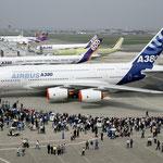 ateliers de fabrication d'Airbus avec l'A380, à moins de 30 minutes des Gites des Camparros à Nailloux