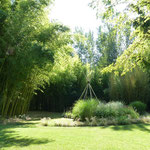 parc aux Bambous à Lapenne, à moins d'une heure des Gites des Camparros à Nailloux