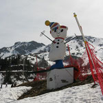 station de ski des Monts d'Olmes, à un peu plus d'une heure des Gites des Camparros à Nailloux