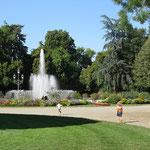 parc du grand Rond à Toulouse, à moins de 30 minutes des Gites des Camparros à Nailloux
