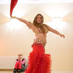 Optreden in de dans&muziek studio