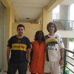 ANGOLA- Eduardo y Amigo