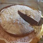 Torta cioccolato e pere fatta in casa