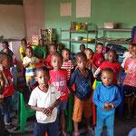 Die Kindergartengruppe für Jungen