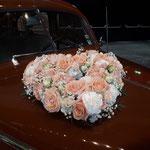 Blumenschmuck von Hochzeitsfeen