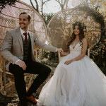 Landle Wedding in Villa Müller