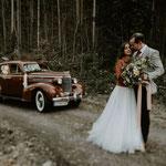 Ländle Wedding - Hochzeitswagen