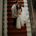 Retro Hochzeit