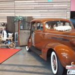 Limousinenservice bei der Messe Dornbirn