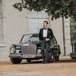 Hochzeitsfahrzeug zum Mieten