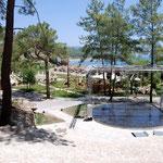 Bucht aus Sicht Amphitheater