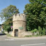Schlossturm in Monsheim