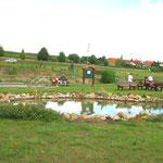 Die Kneipp-Anlage in Einselthum