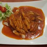 78. Babi Pangang (fried pork)