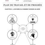 Le plan de travail et de progrès