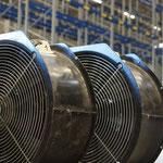 BlowerDoor Test für Industrie und Gewerbe