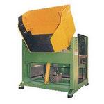 Basculeur hydraulique 135°, capacité 1500kg, alimentation container en hauteur