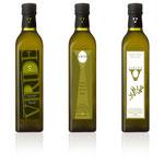 Viride Olive Oil Label alternatives