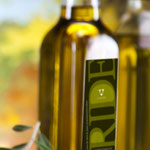 Viride Olive Oil Label
